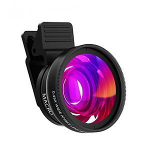 لنز دوربین گوشی موبایل