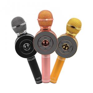 میکروفون اسپیکر بلوتوثی مدل WS-668