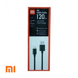کابل یو اس بی شیائومی Mi USB Cable 120cm